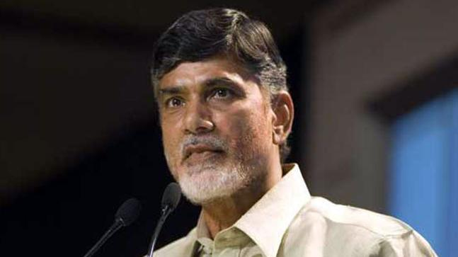 Chandrababu Naidu slams Centre over denial of Special Status to Andhra