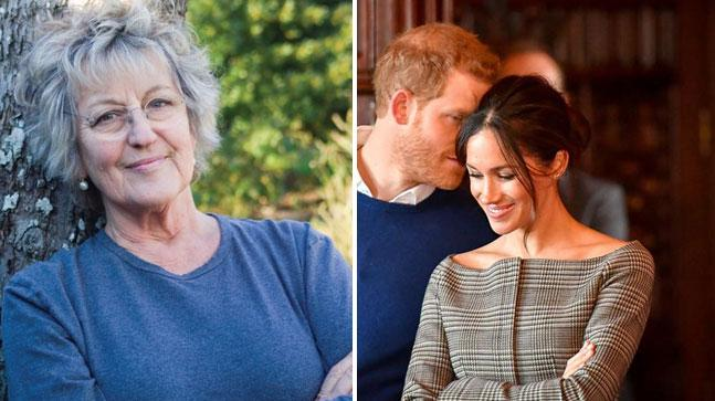 Germaine Greer; Prince Harry and Meghan Markle
