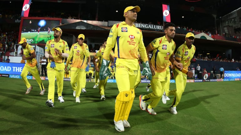 Ipl 2018 Chennai Super Kings Set New Records After Gunning Down 206 Vs Rcb Sports News