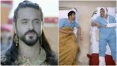 Daily telly updates: Praful lands in hospital in Khichdi; Prithvi to make Mrinal's idol in Prithvi Vallabh