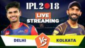 Cricket LIVE STREAMING IPL 2018, DD vs KKR: When, where and how to watch? Jio TV, Hotstar, Airtel TV app