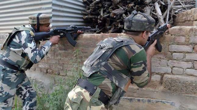 Eight militants killed in separate encounters; in Kashmir