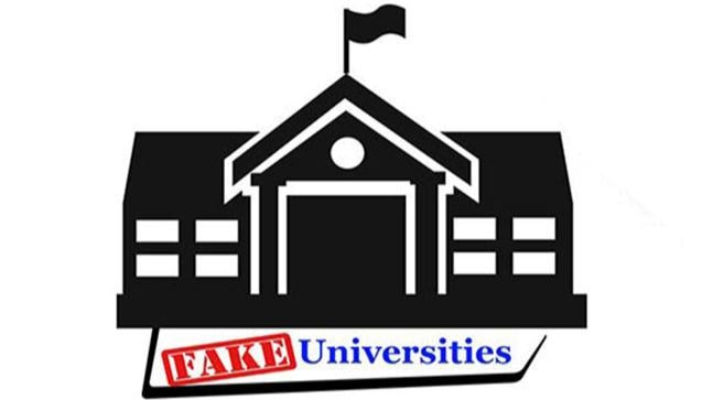 List of Fake Universities 2018 by UGC - Education Today News