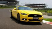 Ford Mustang best-selling sports coupe in the world