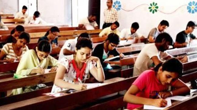 Over 5000 appear for offline examination of JEE Main