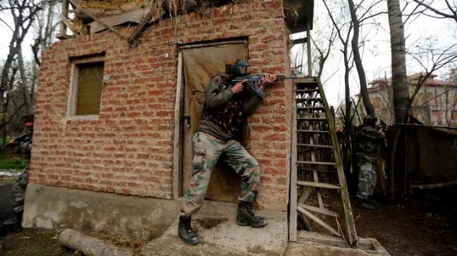 13 militants killed in Kashmir encounters