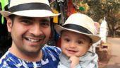 Yeh Rishta Kya Kehlata Hai's Naitik aka Karan Mehra wishes son 'happy first teeth' as he turns 10 months; see pic