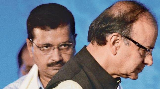 Kejriwal apologises to Jaitley too