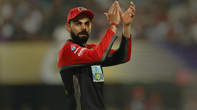 Virat Kohli was seen having an argument with the on-field umpires (BCCI Photo)