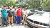 4 arrested in South Delhi for stealing luxury cars