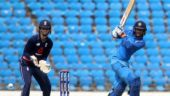 1st Women's ODI: Smriti Mandhana leads India to thrilling win over England