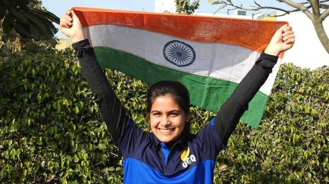 Women's TT team, shooter Bhaker, lifter Punam bring in golds
