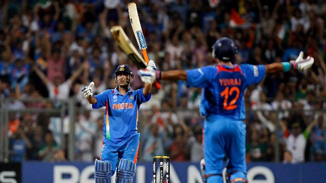 Did You Know That Ms Dhoni S 2011 World Cup Final Bat Is The