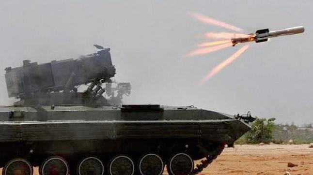 300 Nag missiles and around 25 Nag Missile Carriers (NAMICA) worth around Rs 500 crore to be acquired by the Indian Army. (Photo for representation)