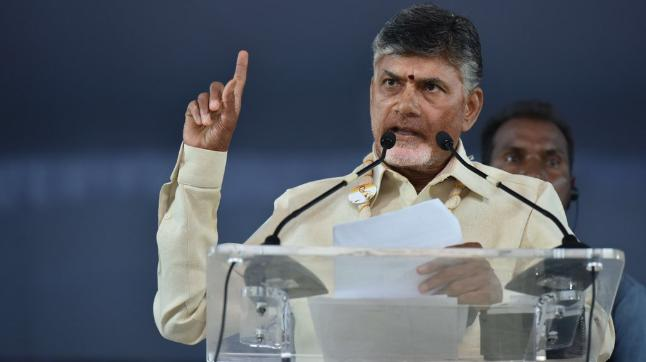 Karnataka poll: Andhra CM Chandrababu Naidu calls out for defeating BJP