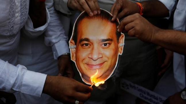 Fugitive diamond merchant Nirav Modi 'spotted' in NY