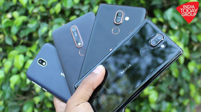 Nokia 8 Sirocco and 7 Plus - South African cash prices