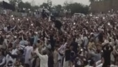 Thousands gather in Peshawar as Pashtun tribes protest against Pakistan govt, military