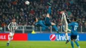 Cristiano Ronaldo's bicycle kick caps Real Madrid's win over Juventus