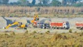 Encroachments, sand mining go up as Haryana stops Yamuna river water flow in Delhi
