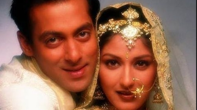 salman and sonali in hssh
