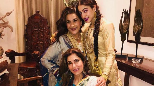 This video of Sara Ali Khan dancing on Saat Samundar is sensational