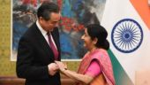 Need for Indians and Chinese to learn each others' languages: Sushma Swaraj