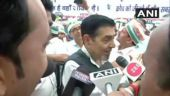 Did Congress ask Jagdish Tytler to leave protest called against Modi govt?