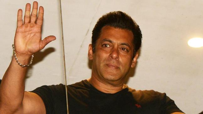 Salman Khan. Photo: Milind Shelte, India Today