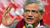 Modi is looting country, says CPI general secretary Sitaram Yechury