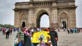 IPL 2018, Qualifier 1, SRH vs CSK build-up: CSK fans arrive in Mumbai