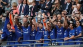 Eden Hazard penalty fires Chelsea past Man United to 8th FA Cup title