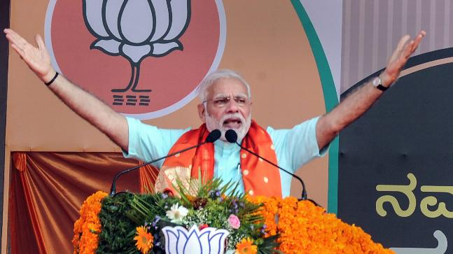 NDA to get 274 seats, Modi still first choice for PM in Mood of the Nation poll