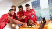 Chris Gayle presents his head on a platter for Kings XI Punjab