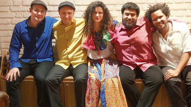 These artists are bringing Panama Jazz Fest to India.