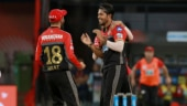 Umesh Yadav hoping to carry form forward as RCB aim for play-offs