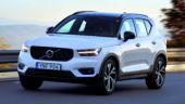 Volvo XC40 India launch by July 2018