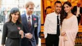 Prince Harry and Meghan Markle(left) will get married on May 19, while Sonam Kapoor will marry Anand Ahuja on May 8.