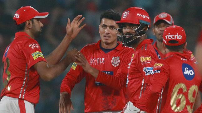 Kings XI Punjab are placed fourth with five wins and three defeats