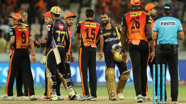 Qualifier 2, KKR vs SRH: 4 Unnoticed things from the game