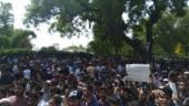 AMU students demand transfer of Aligarh SSP, threaten nation-wide agitation if demands not met