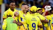 How did we win this?: du Plessis after CSK's heist over SRH
