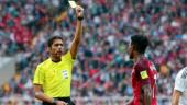 FIFA not to replace banned Saudi Arabia referee at World Cup