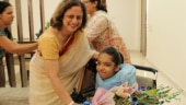 CBSE Class 10 differently-abled topper Anushka Panda didn't let her wheelchair stop her