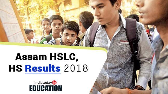 Assam Board HSLC, HS Result 2018