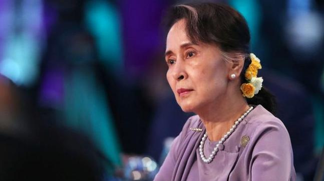 Myanmar army chief denies rape as United Nations visits