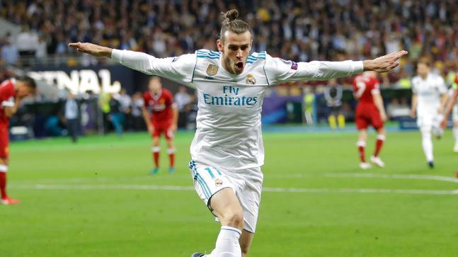 Gareth Bale (Photo: AP)
