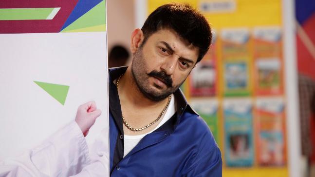 Bhaskar Oru Rascal Movie Review Arvind Swami Is The Saving Grace