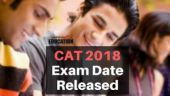 CAT 2018: Exam to be held on this date, check here