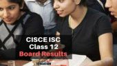 ISC Class 12 board exam